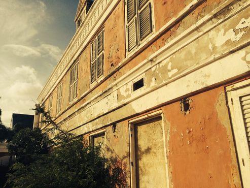 Заброшенные особняки Питермай
