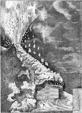 Извержение Везувия в 79 году н.э.