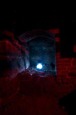Перекрытый вход в туннель. Michael P. Jones/Cascade Geographic Society 2010