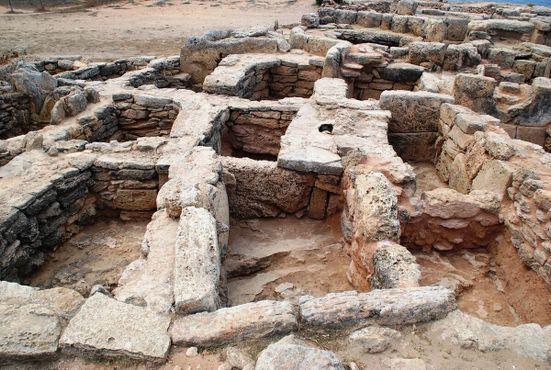 Стандартные прямоугольные гробницы