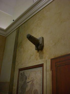 Секретный кабинет, Неаполь. 2013 г.