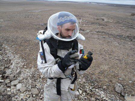 Фотография экспедиции 2009 года