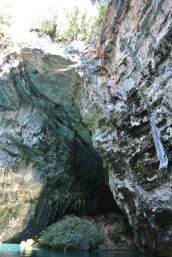 Озеро Мелиссани (Алан Тигвел)