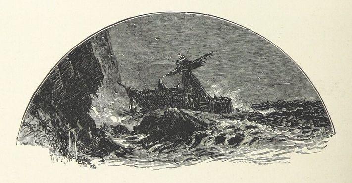 Кораблекрушения были обыденностью на мысе Доброй Надежды