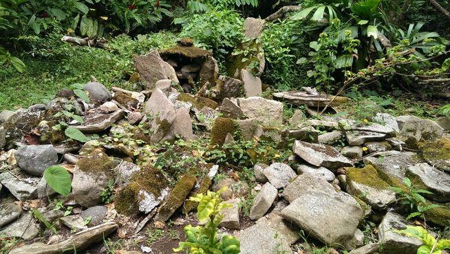Могила вождя племени амелбати