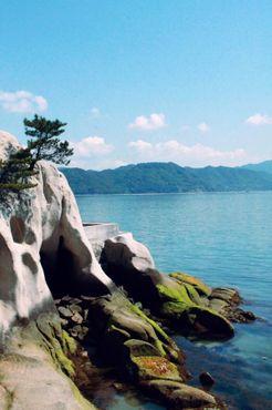 Вид острова