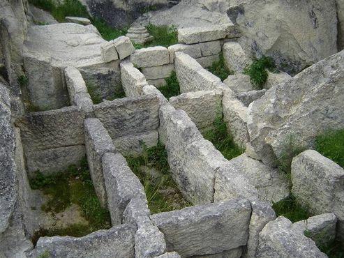 Гробницы правителей