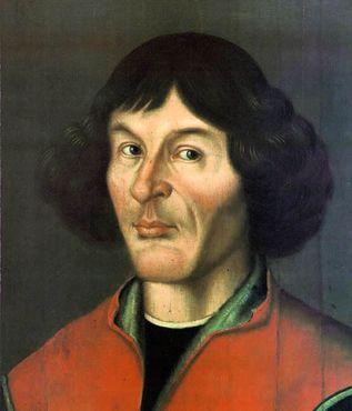 Портрет Николая Коперника, 1580 год