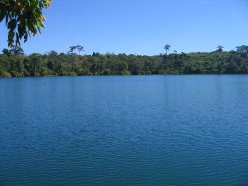 Озеро Йеаклаом
