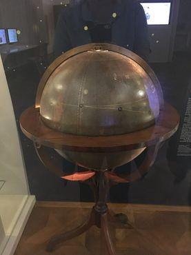 Самый старый глобус в коллекции, 1492 год