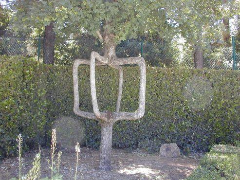 """Дерево """"Вращающаяся дверь"""""""