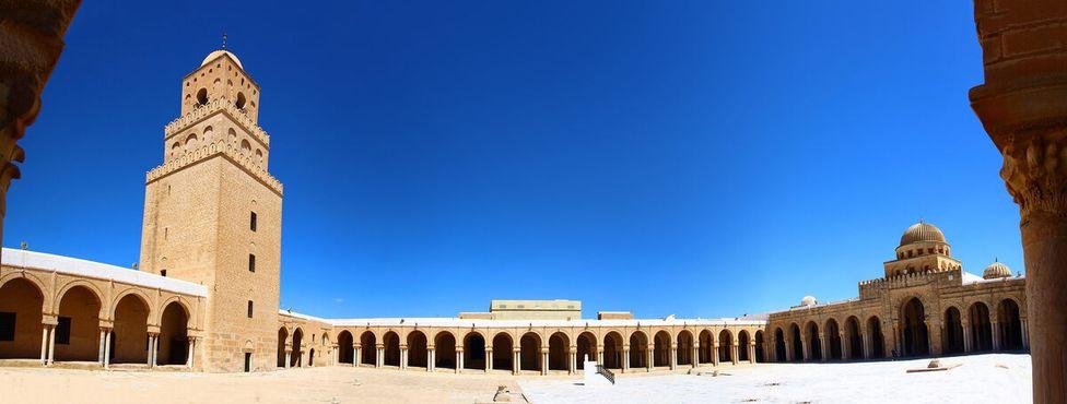 Панорама мечети