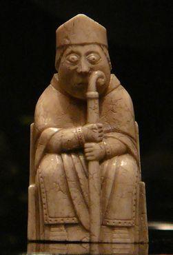 Шахматная фигура епископа (слона)