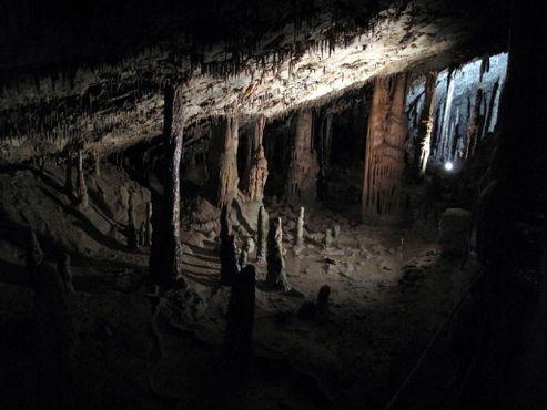Пещерные образования