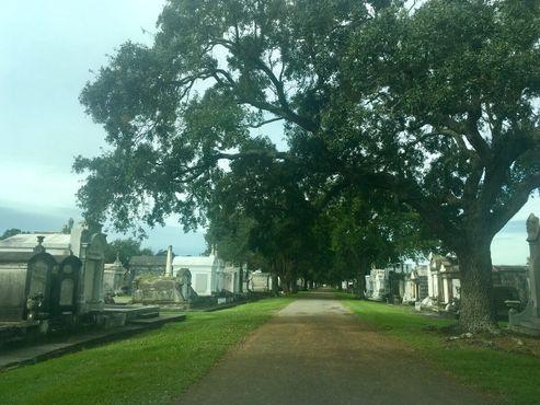По огромной территории этого красивого кладбища можно бродить бесконечно