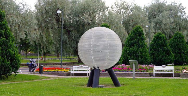Нептун в Стокгольме