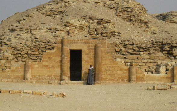 Гробница в Саккаре