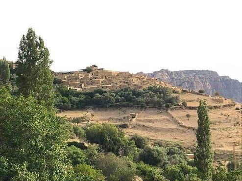 Деревня Дана