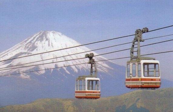 Воздушный трамвай Овакудани