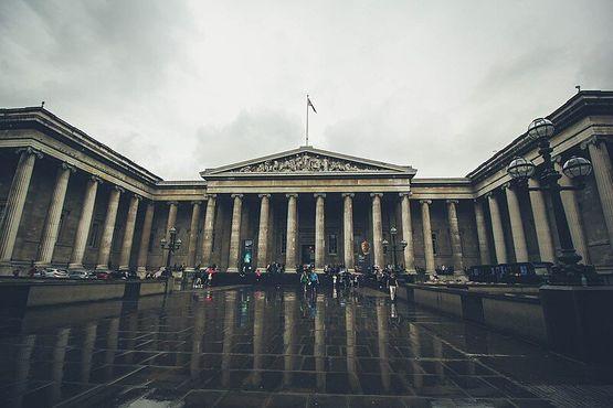 Шахматные фигуры находятся в Британском музее
