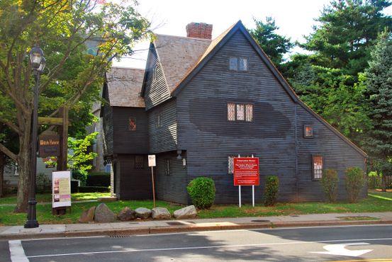 Дом ведьм
