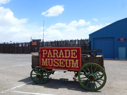 Музей парада родео Тусона