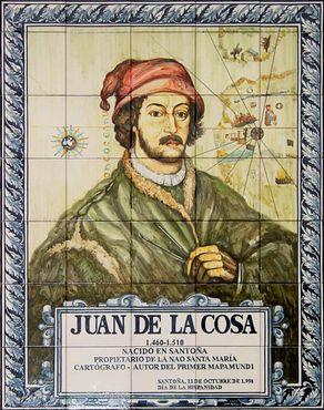 Хуан де ла Коса