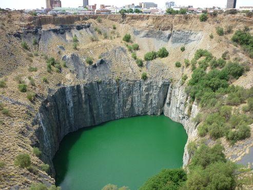 Рудник Биг Хол, фотография пользователя Richard Jones, ресурс Atlas Obscura