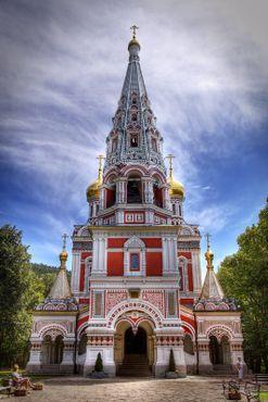 Мемориальная церковь Шипка