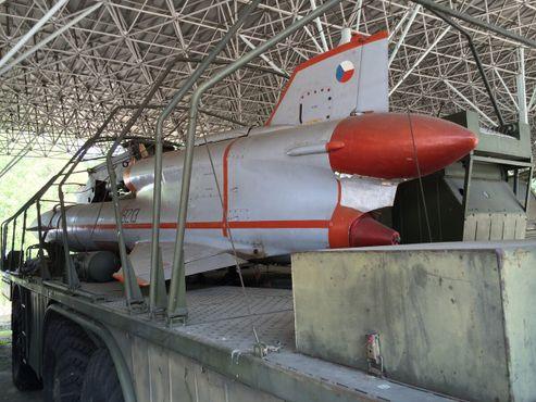 Военно-технический музей Лешаны