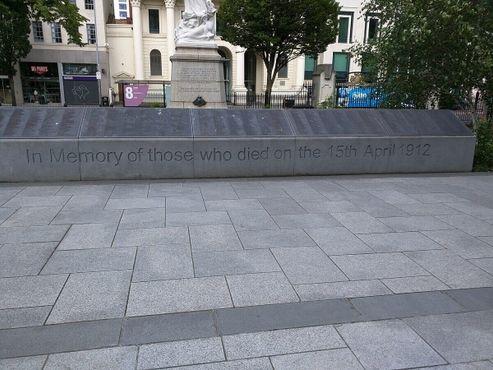 Единственный мемориал с именами всех жертв трагедии
