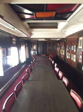 Президентский вагон