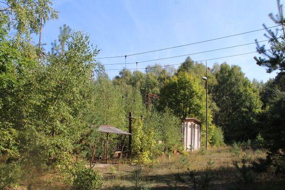 Подстанция бывшей Константиновской радиомачты