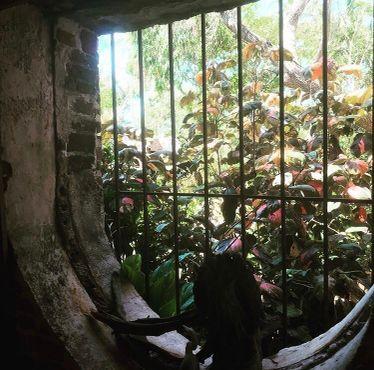Окно в стене форта