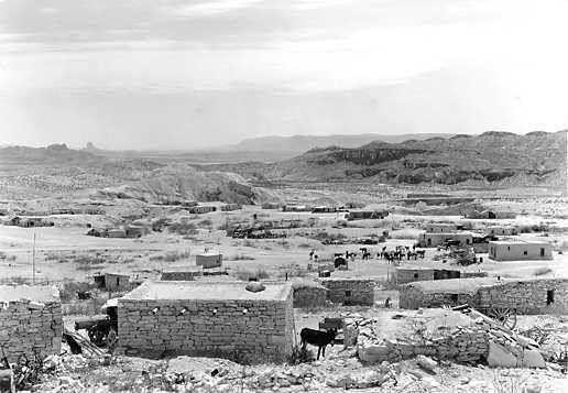 Терлингуа в 1936 году