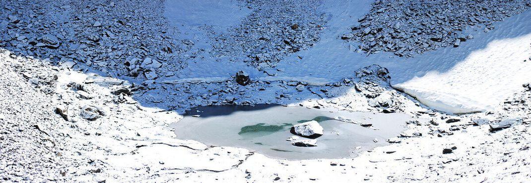 Роопкунд- Таинственное озеро
