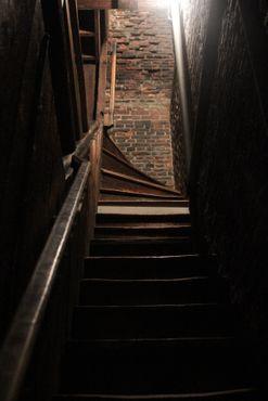 Лестница в колокольню