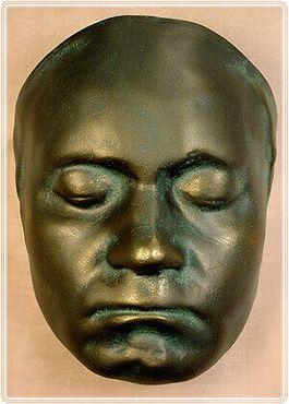 Посмертная маска Бетховена
