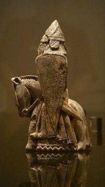 Шахматная фигура рыцаря (коня)