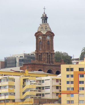 Церковь Святого Франциска, 2009 г.
