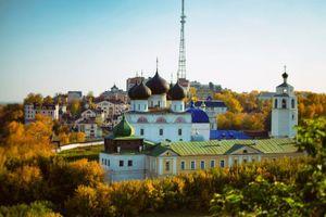 Экскурсии  в Кирове