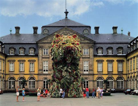 """""""Щенок"""" на выставке в Бад-Арользене, Германия, 1992 г."""