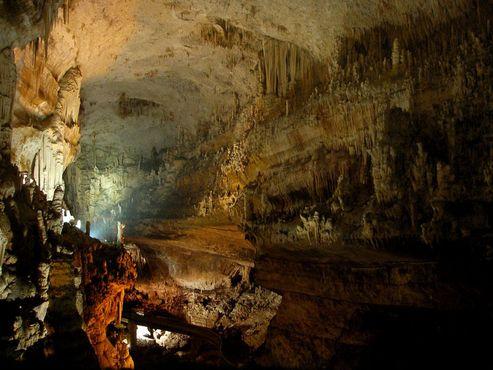 Верхняя пещера