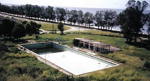 Плавательный бассейн в 2007 году