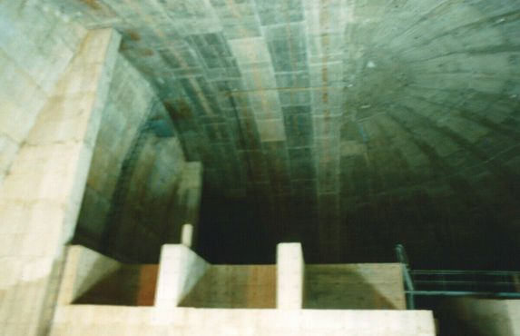 Абу-Симбел -каркас за храмом Рамзеса II