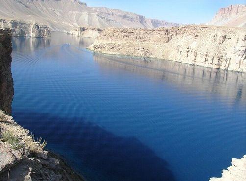 Озёра известны своими глубокими синими водами