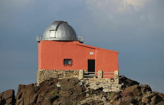 Обсерватория Мохон-дель-Триго