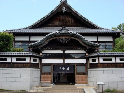 Баня, которая вдохновила Миядзаки на создание «Унесённых призраками»
