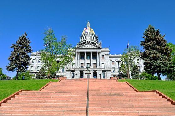 Здание Капитолия штата Колорадо