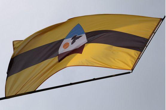 Флаг Либерленда